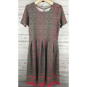 Lularoe Simply Comfortable with pockets Dress